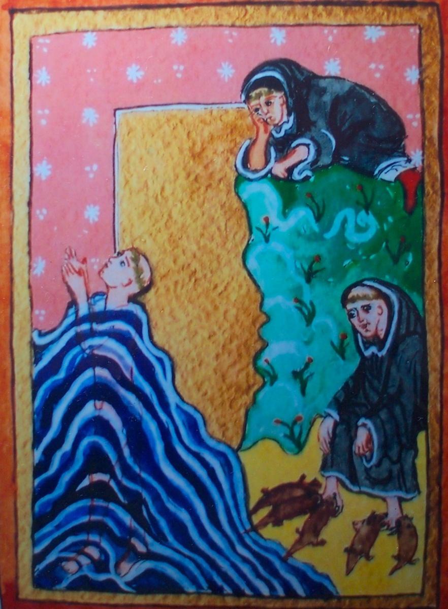 St Cuthbert-Lindisfarne.