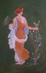 Flora-fresco study.