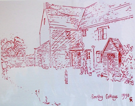 Smithy Cottage.